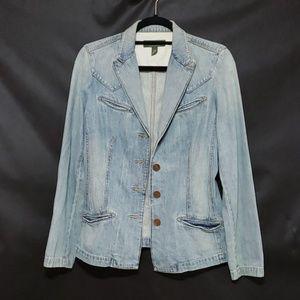Ralph Lauren Stonewashed denim jacket